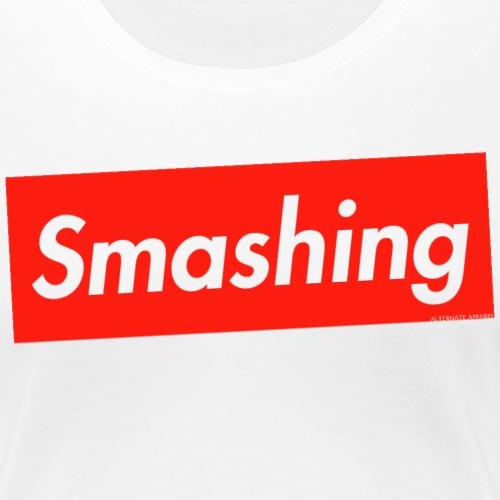 ALT-PREME / Smashing - Women's Premium T-Shirt