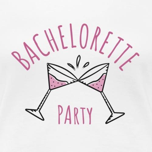 Bachelorette Party - Women's Premium T-Shirt