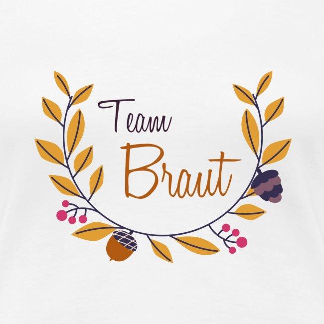 Team Herbst Braut