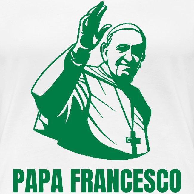Papa Francesco Alè