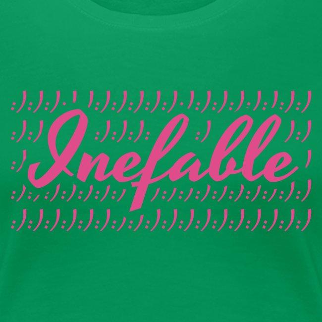 Inefable Happy/Sad.