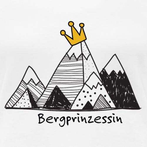 Bergprinzessin - Berge