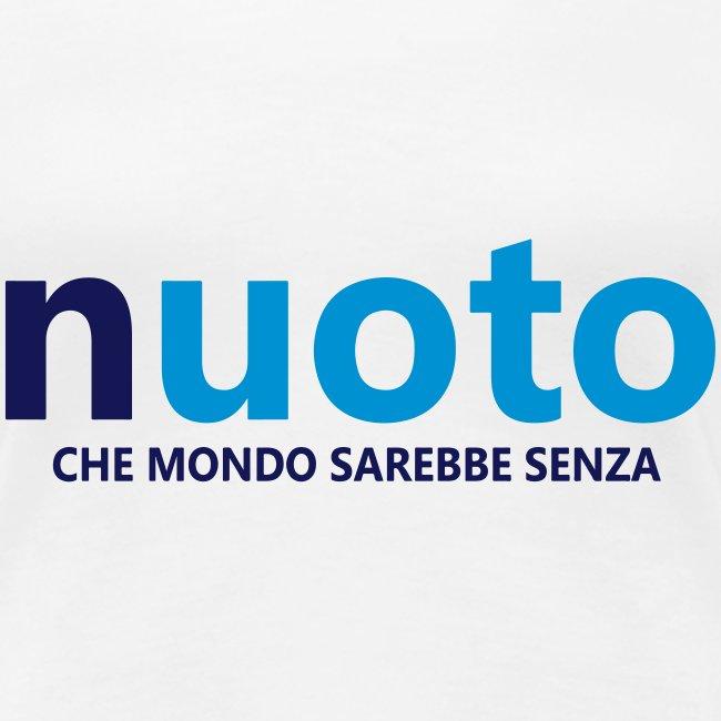 NUOTO - CHE MONDO SAREBBE
