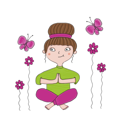 Bine - Meditation - Frauen Premium T-Shirt