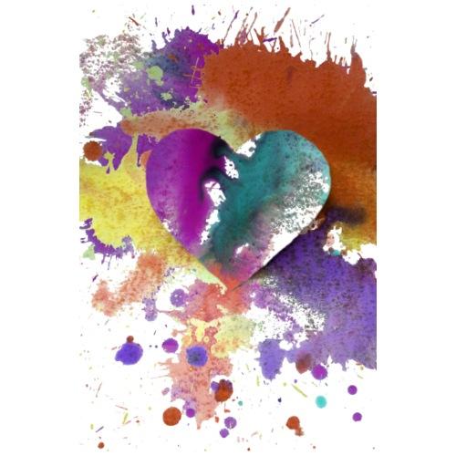 listen 2 your heart... - Frauen Premium T-Shirt