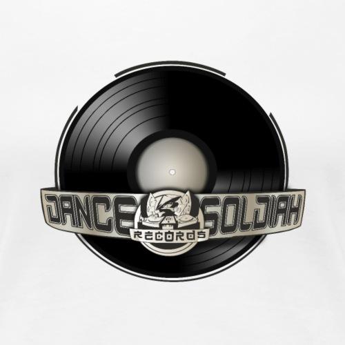 LOGO DANCE SOLDIAH RECORDS - T-shirt Premium Femme