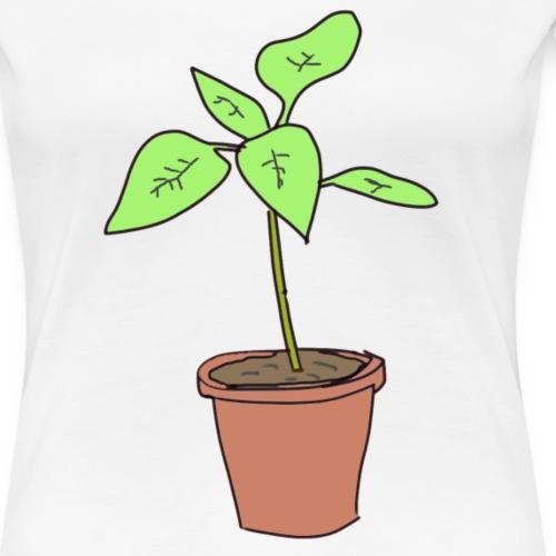 plant - Women's Premium T-Shirt