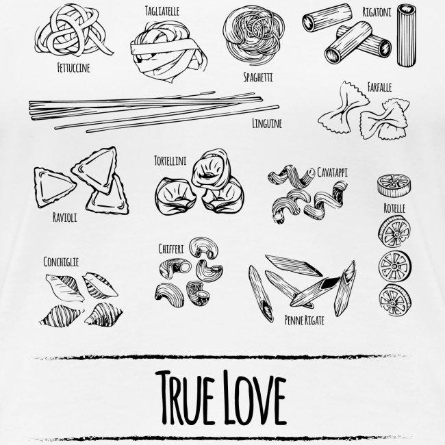 Pasta - My True Love