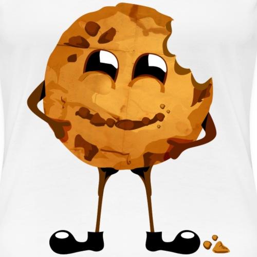 cookiefriend - Frauen Premium T-Shirt