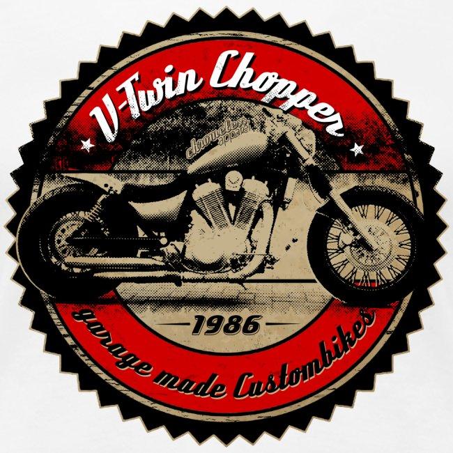 CHROMELESS V2 CHOPPER VOL 1