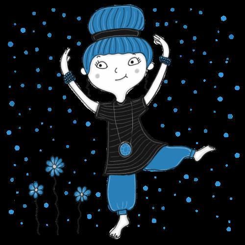 Bine - Tanz ins Blaue