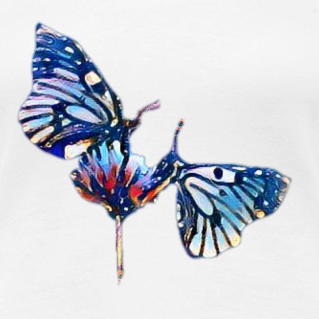Coppia di farfalle