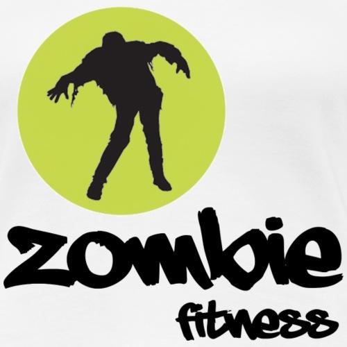 Zombie Fitness - Women's Premium T-Shirt