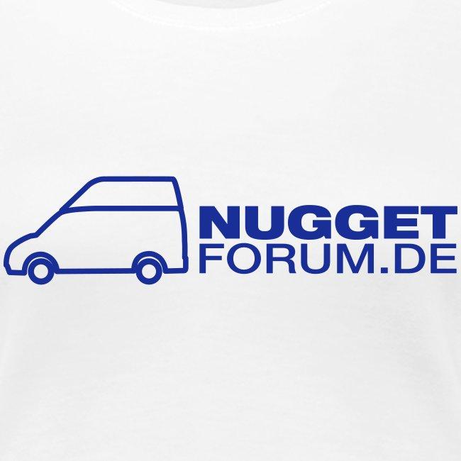 Nugget Logo Hochdach