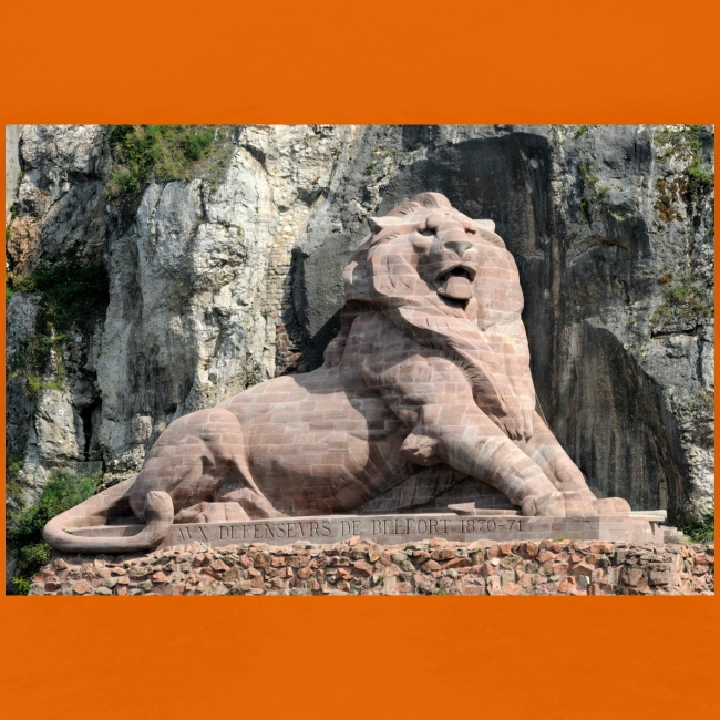 Photo Lion de Belfort
