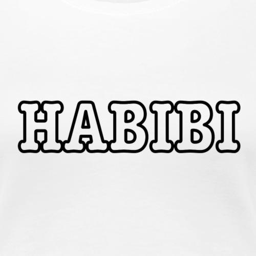 Habibi 2 - Frauen Premium T-Shirt