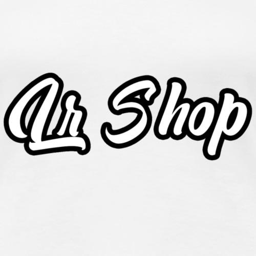 LR SHOP BLANC