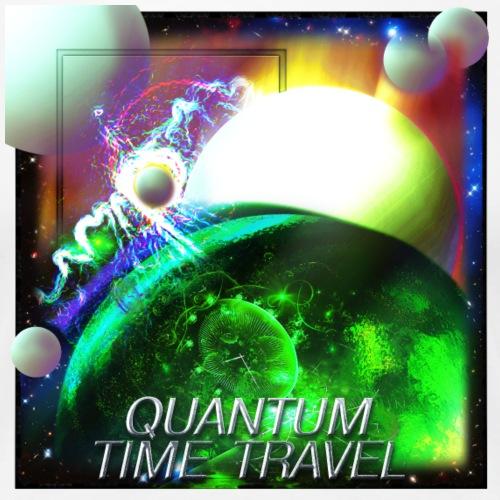 Quantum Time travel - Women's Premium T-Shirt