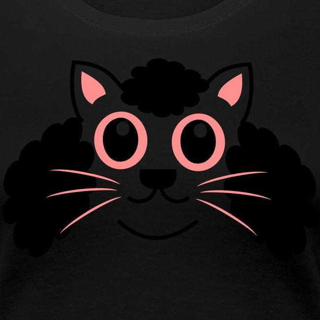 Afro Kitty