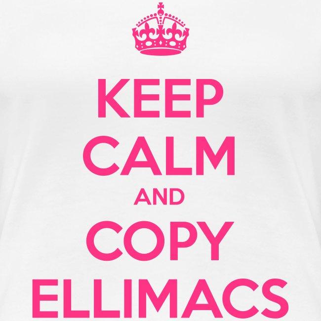 Keep calm copy ellimacs