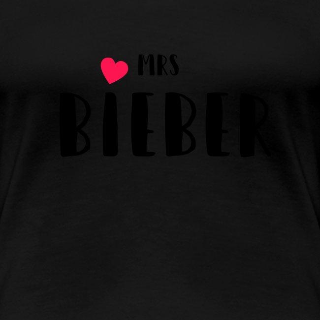Mrs Bieber