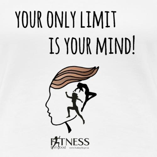 Dance und Fitness - Frauen Premium T-Shirt