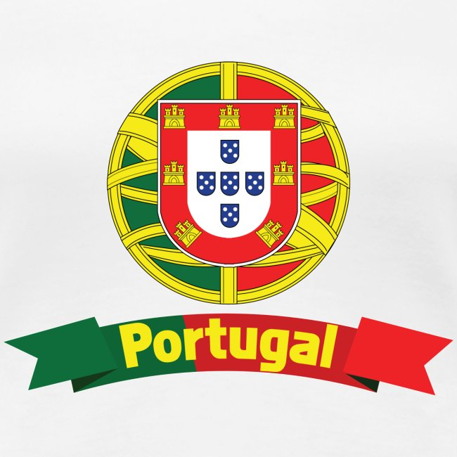 Portugal Campeão Europeu Camisolas de Futebol