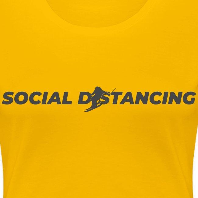Social Distancing Ski