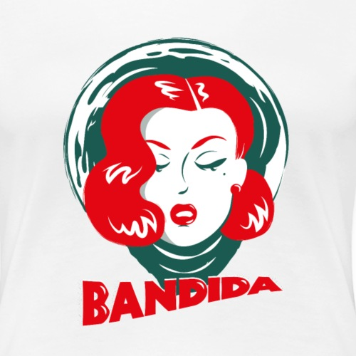 BANDIDA - T-shirt Premium Femme