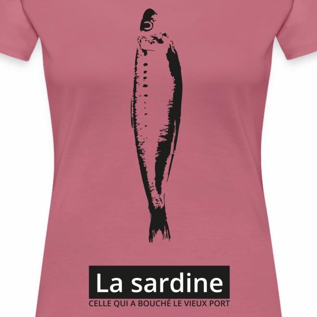 La sardine qui a bouché le vieux port de marseille