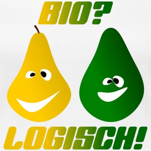 BIO LOGISCH - Women's Premium T-Shirt