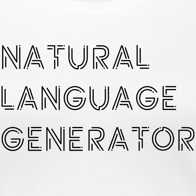 Natural Language Generator