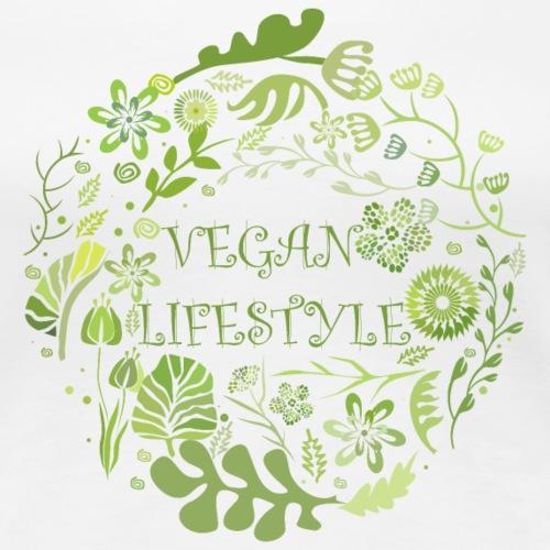 Vegan lifestyle - Frauen Premium T-Shirt