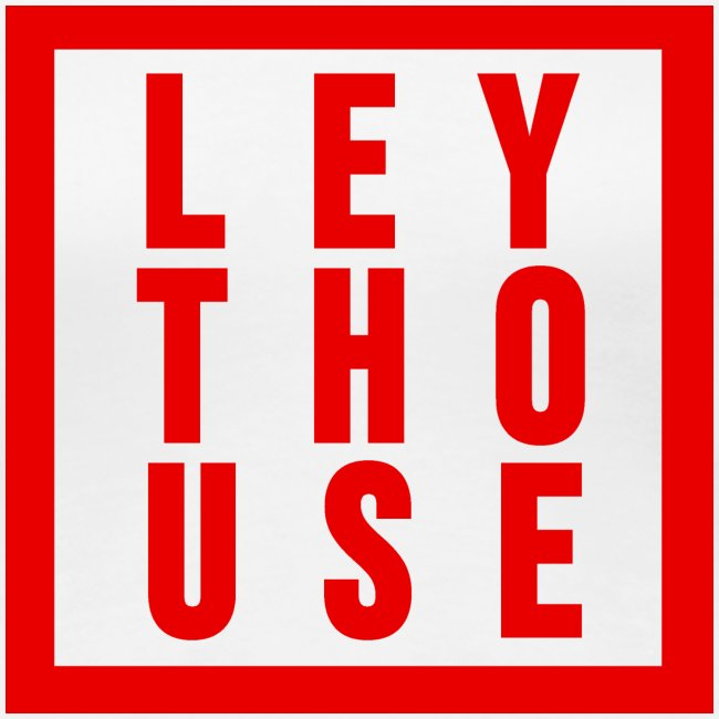 LEYTHOUSE Square red