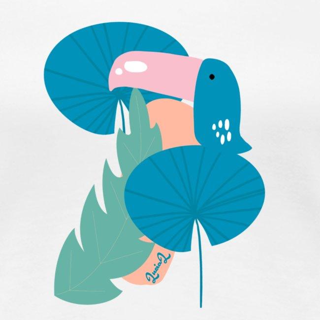 Modern toucan