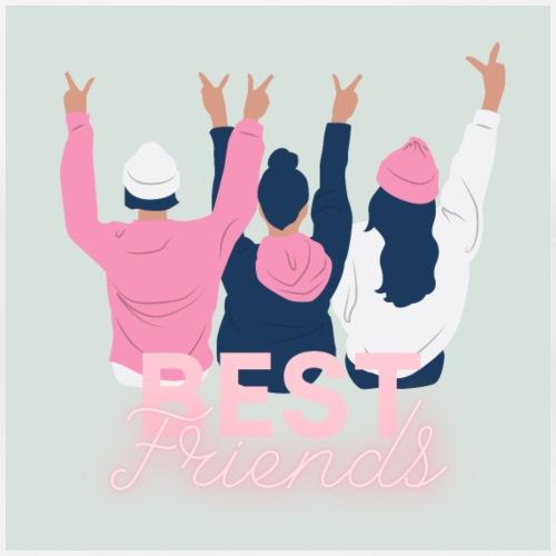 Jour de l'amitié - T-shirt Premium Femme
