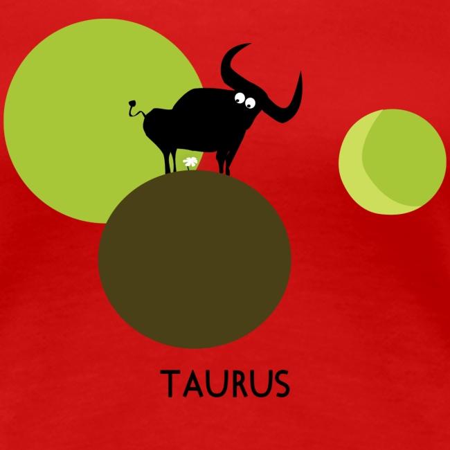 Unconventional zodiac :taurus
