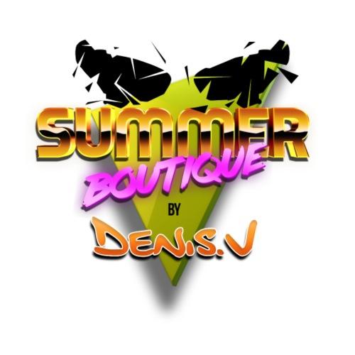 logo summer boutique - T-shirt Premium Femme