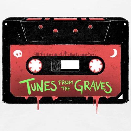 Tunes form the Graves - Frauen Premium T-Shirt