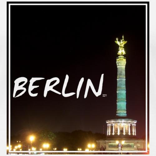 Bio-Stoffbeutel Berlin Siegessäule   Travel360Tee - Frauen Premium T-Shirt