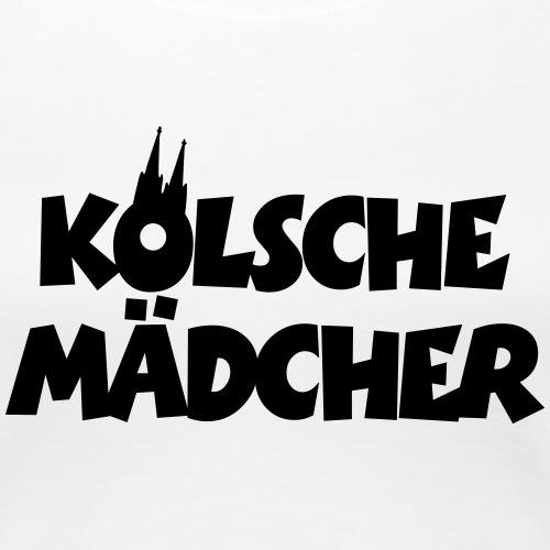 Kölsche Mädcher - Frauen und Mädchen aus Köln - Frauen Premium T-Shirt