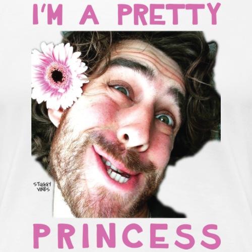 I m a pretty princess - Women's Premium T-Shirt