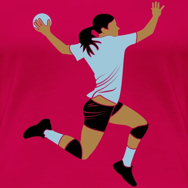 handballeuse