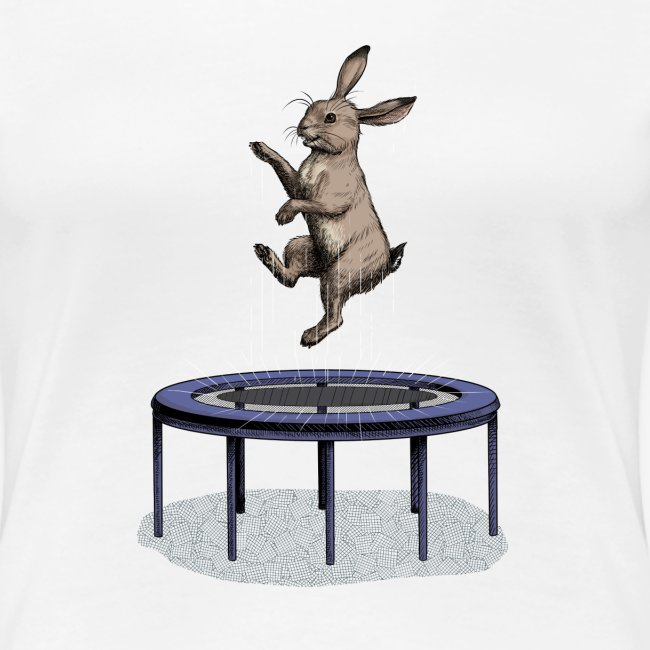 Rabbit Trampoline