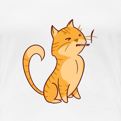 catziggi - Frauen Premium T-Shirt