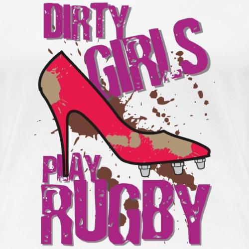 marplo rugbyshirt 015 - Maglietta Premium da donna