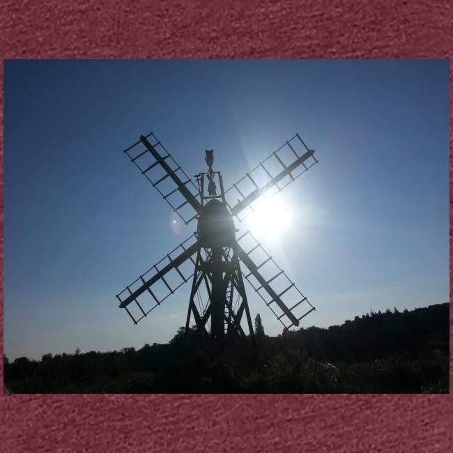 Norfolk Broads Windpump