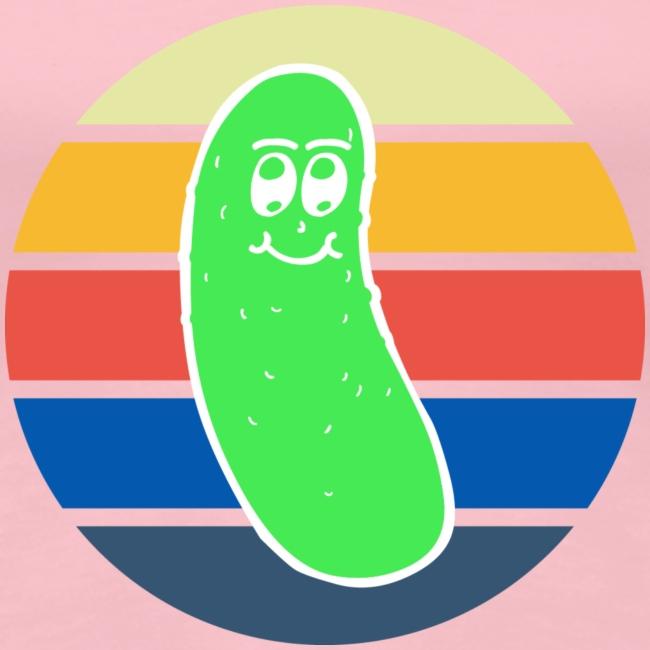 Vintage Colored Pickle #3