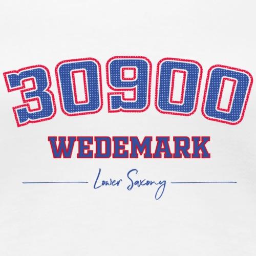 30900 Wedemark - Frauen Premium T-Shirt