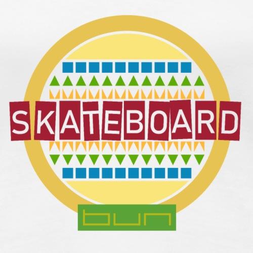 Skateboard Retro